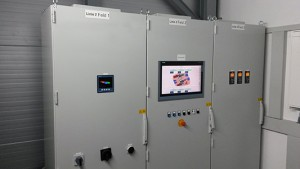 SPANGLER switchgears control the treatment plant