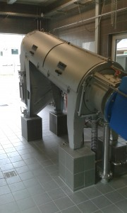 Screw press in Burgkirchen