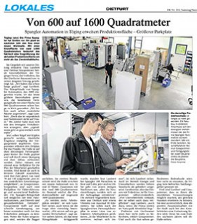 press-release-extension-manufacturing-area-small-spangler-automation