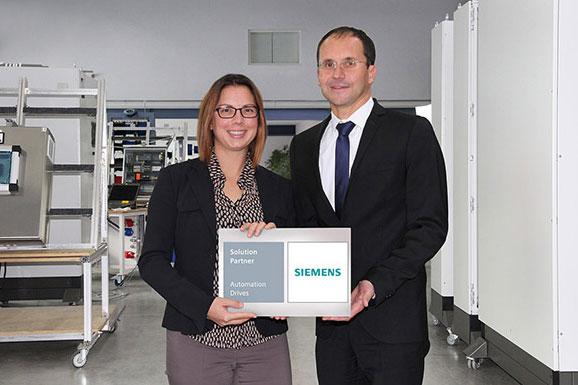 SPANGLER Siemens Solution Partnership