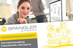 SPANGLER Automation Fleet Management