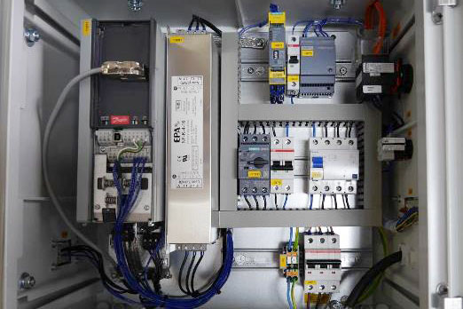 Newsletter-Control-cabinet-SPANGLER-Automation