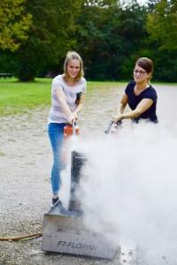 Gesundheitstag-Spangler-Fire Drill