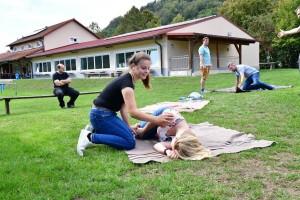 Gesundheitstag-Spangler-First Aid