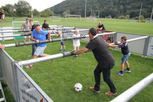 Gesundheitstag-Spangler-Human soccer
