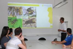 Gesundheitstag-Spangler-bee keeper