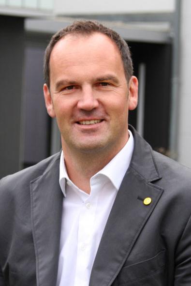 Christian Brandmüller, Managing Director of SPANGLER GMBH