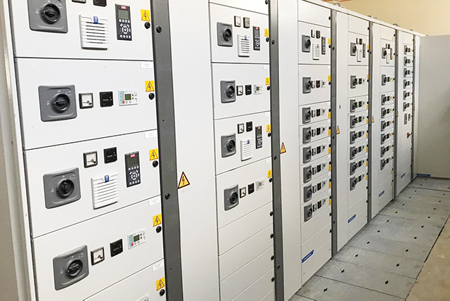 Highly available control system in the form 4b