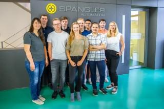 SPANGLER Automation PM Ausbildungsstart 2019